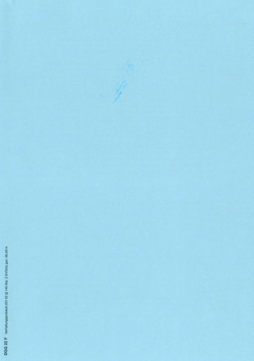 Verhaftungsprotokoll (GV 22), Nordrhein-Westfalen, 22F, VPE 100 Stück