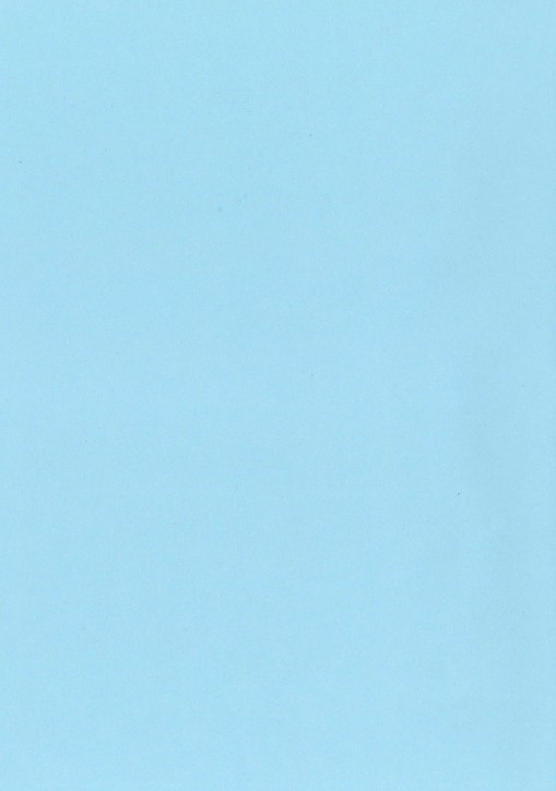 Faltblatt, blanko, blau, 21A3 (blau), VPE 100 ST