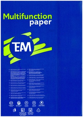 Kopierpapier Team Multifunction Paper, DIN A4, 80 g/m², weiß, XERO1 A4, VPE 500 Bl./Pack.